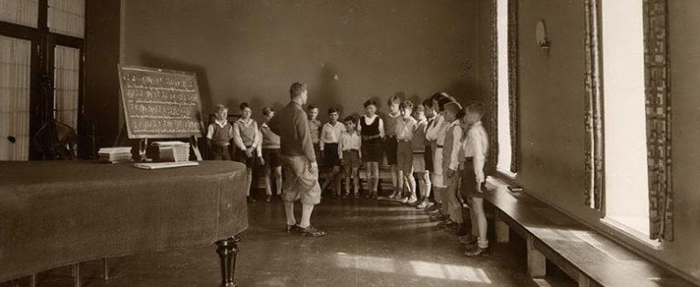 Internat-Solling-Chorhalle