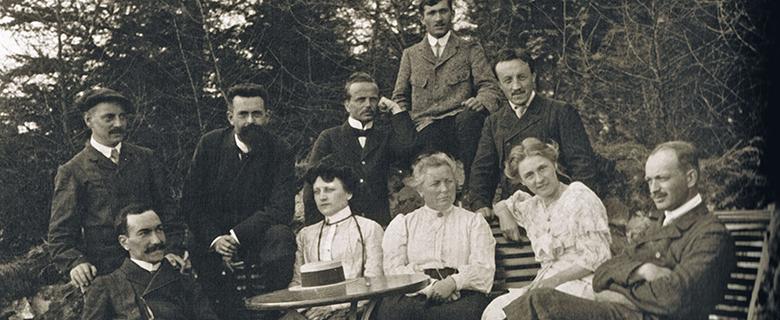 Gründung des Internat Solling im Jahre 1909