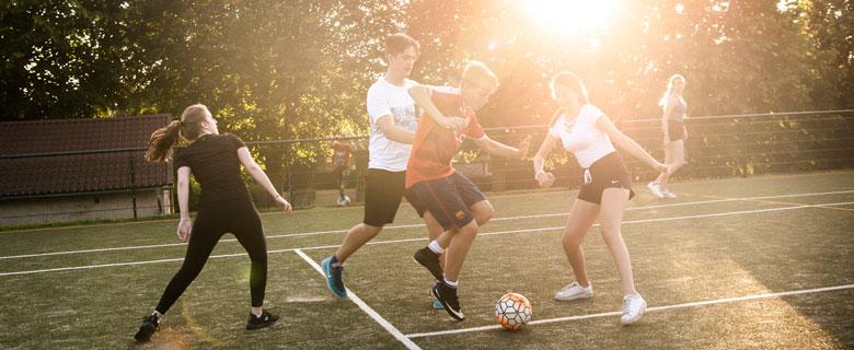 Fussball Internat Solling
