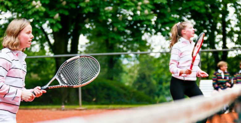 Tennis im Internat Solling, Damendoppel